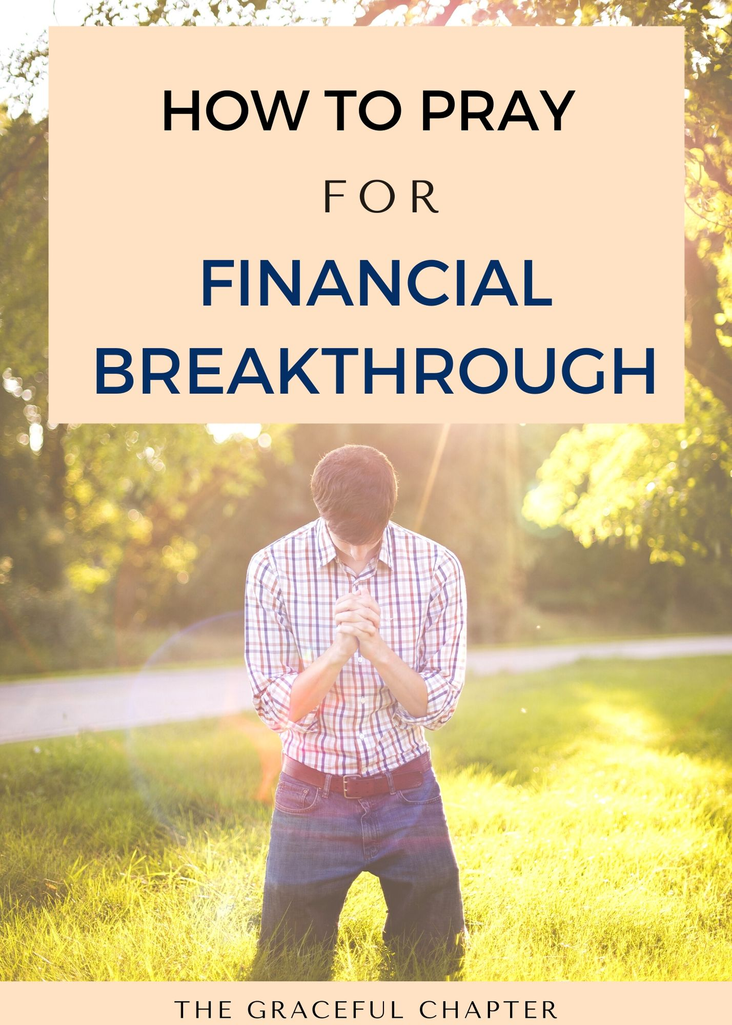 how to pray for financial breakthrough
