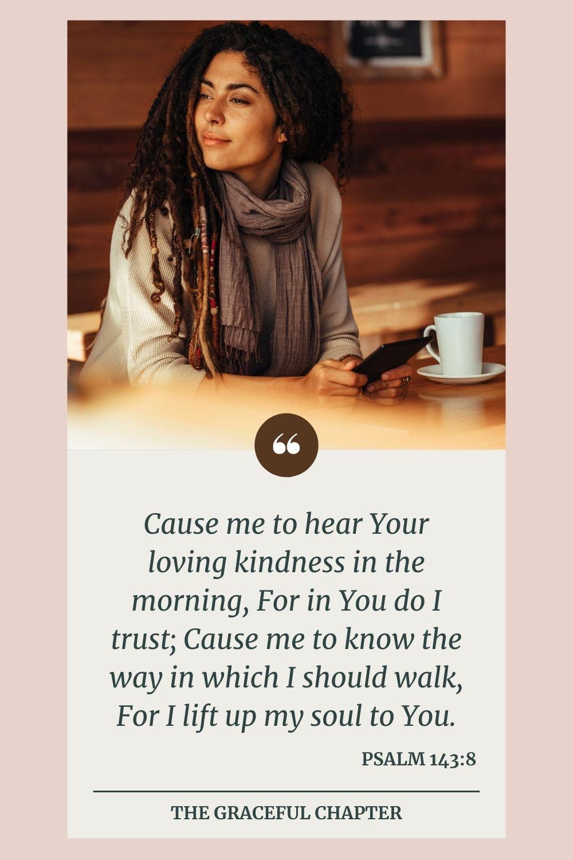 morning bible verse