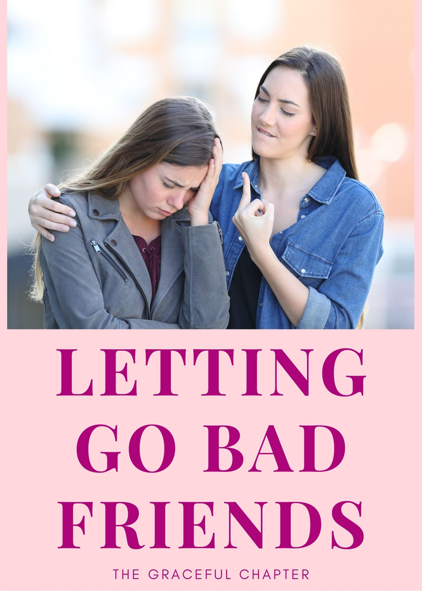 why you should let go bad company