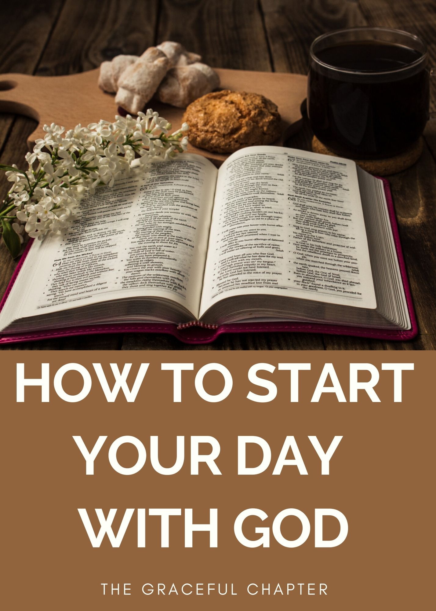 how to start your day with God