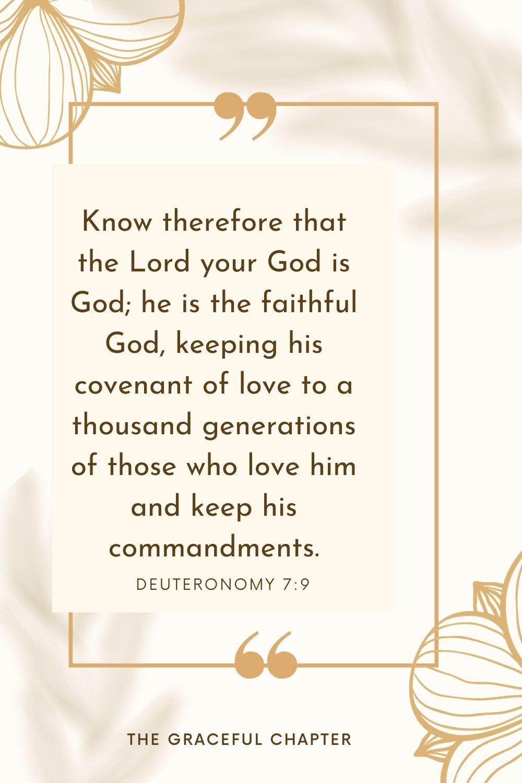 bible verses on love