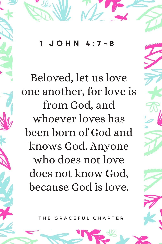 love bible verses