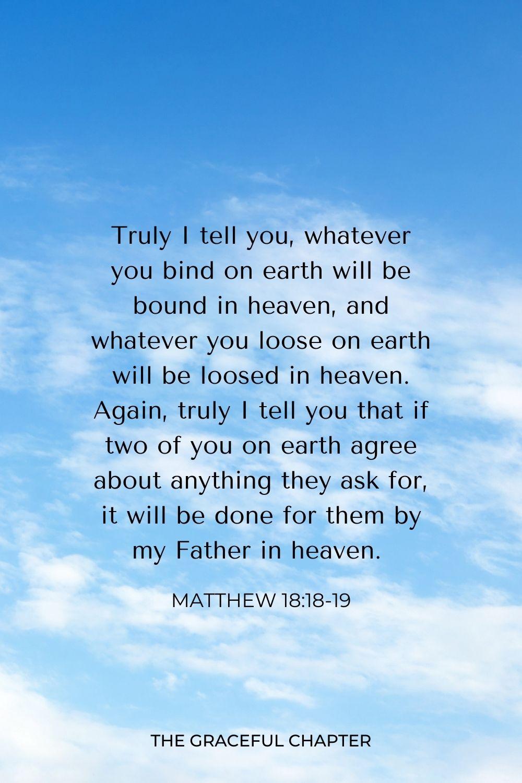 spiritual warfare bible verses