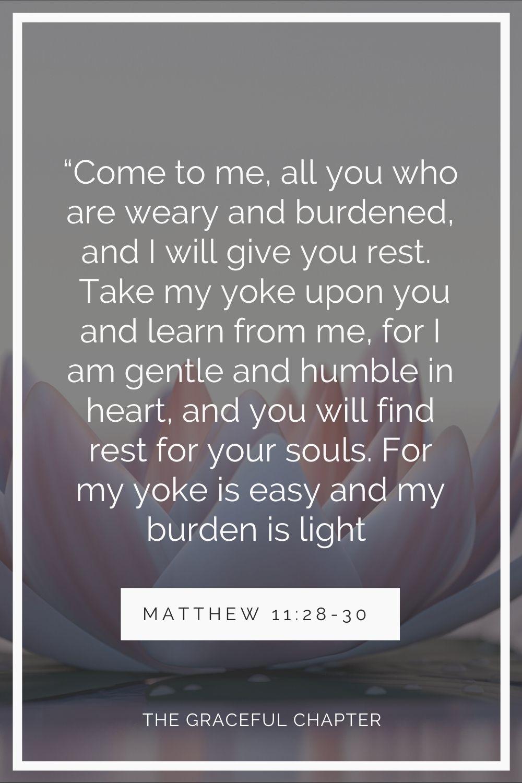 comforting bible verses