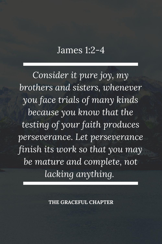 perseverance bible verses