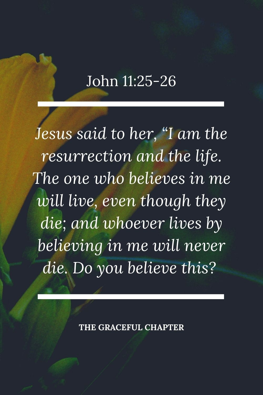 bible verses for death of a loved one