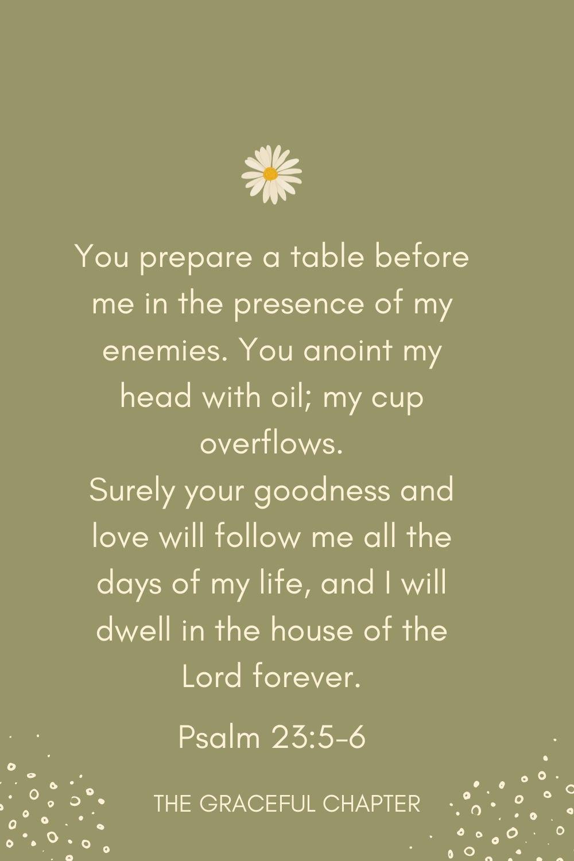 thanksgiving psalms verses